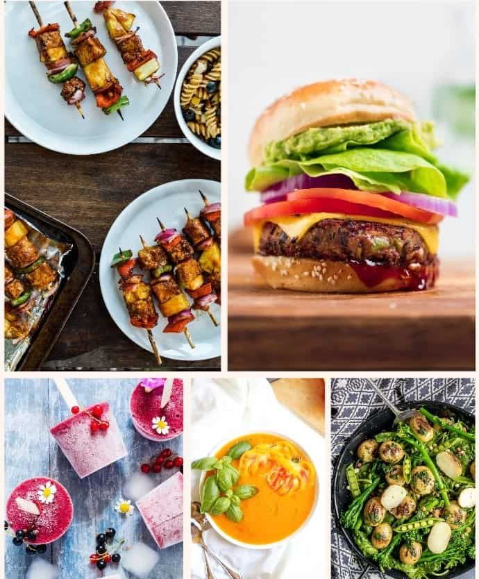 Looking For The Best Healthy Vegan Summer Recipes You Found