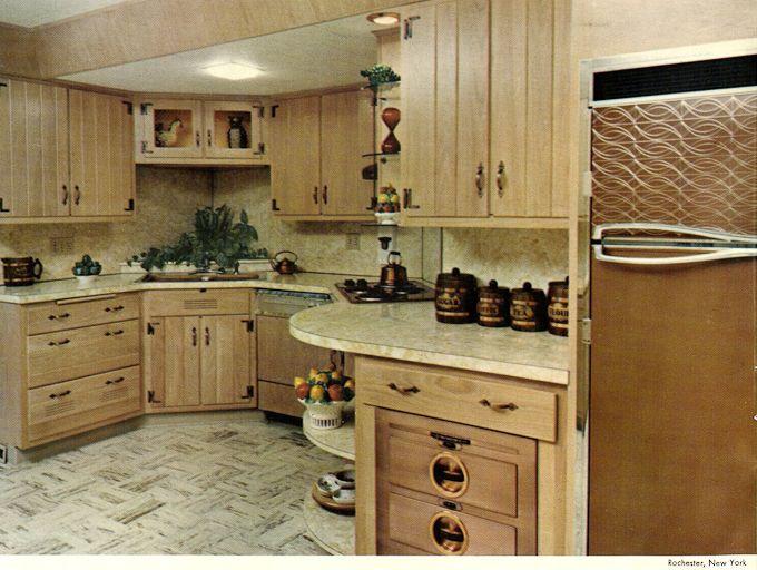 Wood Mode Kitchen Photos