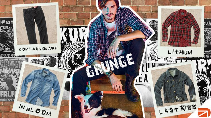 Hitlist: Grunge Roomies by Americanino