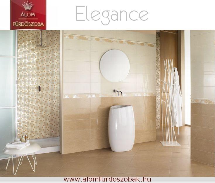 ♥ ELEGANCE kollekció ♥ Árkategória: elérhető☺További info, akciós árak itt: http://novabell.alomfurdoszoba.hu/furdoszoba-csempek/elegance/