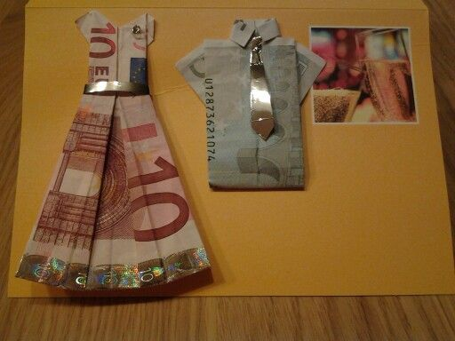 Geld cadeau geven