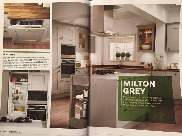 Milton Grey Kitchen