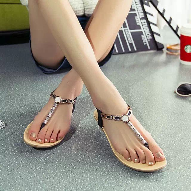 Cheap Flip Flops for women mules Wholesale Big size PU leather Sandals High quality shoes zapatillas bridal zapatos Freeshipping-in Women's Sandals from Shoes on Aliexpress.com | Alibaba Group