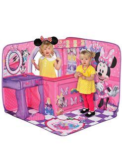 Minnie Mouse Bow-Tique 3D Pop Up Play Scape Tent
