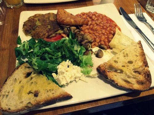 Tabasco Where We Brunched This Weekend: Beam Cafe, Crouch End. Amazing veggie breakfast! #BestOfTheBrunch