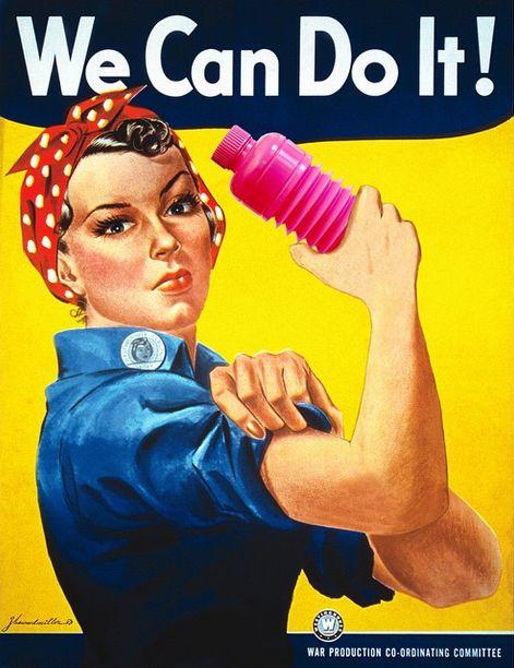 #Squeasy también celebra el Día Internacional de la Mujer trabajadora. We can do it!  Os recordamos que hoy nos podeis encontrar en la Cursa de la Dona de #Viladecans y también en @PaloAltoMarket de #Barcelona  Milgràcies @edgardfield per la bona (i ràpida) feina
