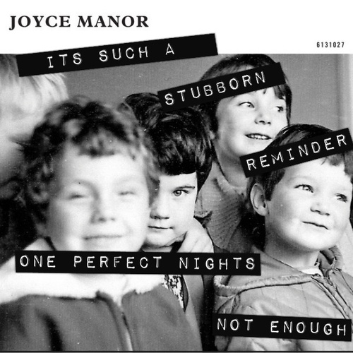 joyce manor call out