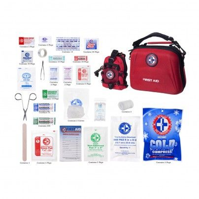 397 Piece First Aid Kit