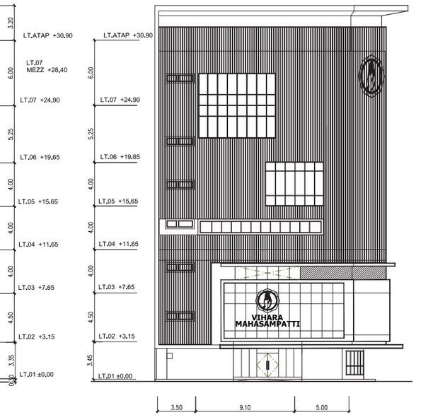 Pin Oleh A Y Architects D F Design Di Inspiration Idea Architectural Drawings