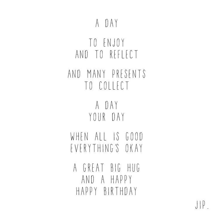 Inspirational Birthday Poems, Poem On Birthday And