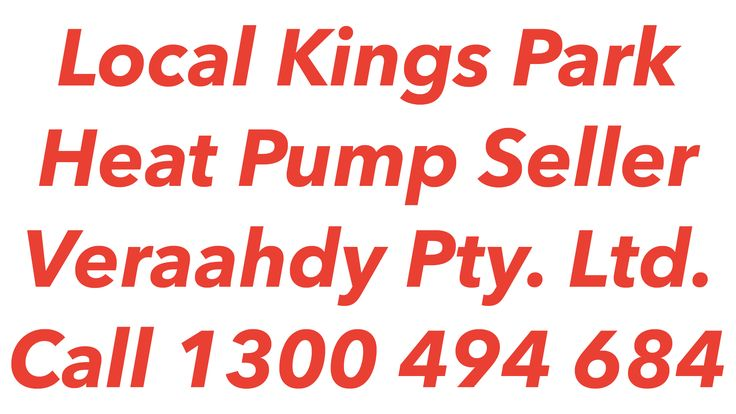 Heat Pumps Kings Park