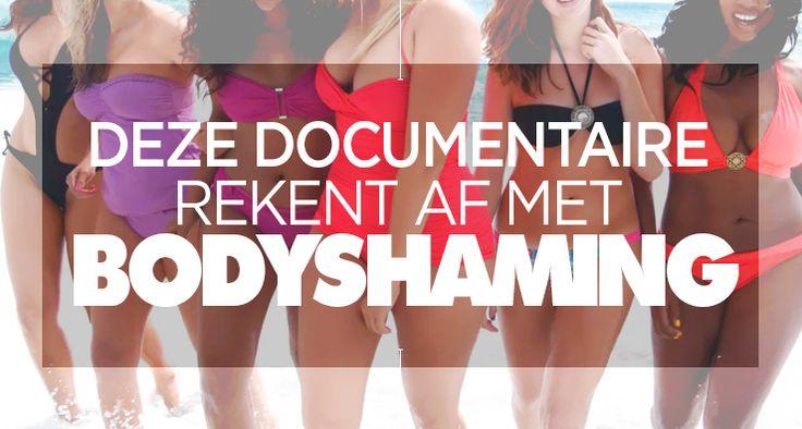 In deze documentaire 'Embrace' start Australische Taryn Brumfitt een beweging ter promotie van een gezond lichaamsbeeld. Ontdek het op iLOV Magazine.