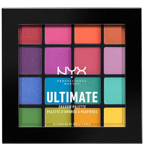 Ultimate Shadow Palette Brights 0.46 oz