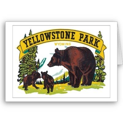 Google Image Result for http://rlv.zcache.com/vintage_yellowstone_park_wy_travel_poster_art_card-p137074978268886302envwi_400.jpgPosters Online, Metals Signs, Picture-Black Posters, Nature Posters, National Parks, Travel Posters, Yellowstone Parks, Vintage Yellowstone, Parks Posters