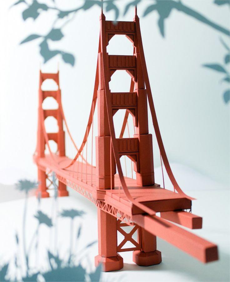 Hemisphere Magazine - 75ème anniversaire du Golden Gate Bridge