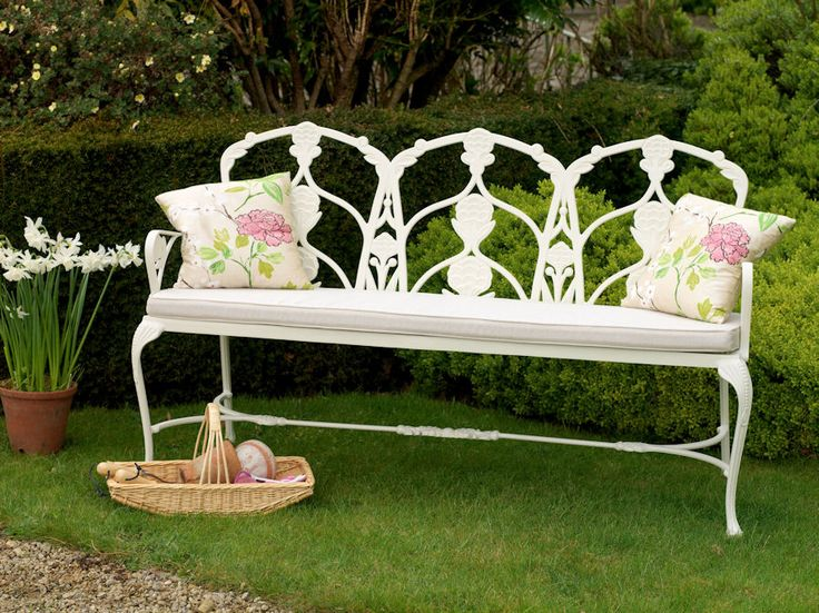 barrington bench in white with complete eethoek outlet