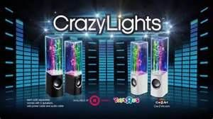 crazy lights magic water speakers - Bing Images