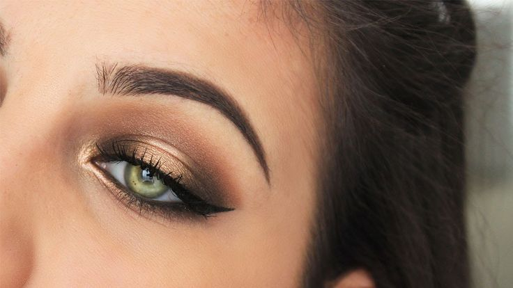 salted caramel- above and in crease; milk chocolate- crease; gilded ganache- outer and inner eye, slightly in crease (halo effect), outer lower lash line; creme brulee- center eye, inner lower lash line; white chocolate- brow