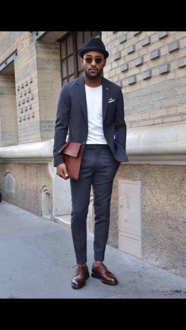 Smart Casual Street Style Mens Fashion Casual Mens