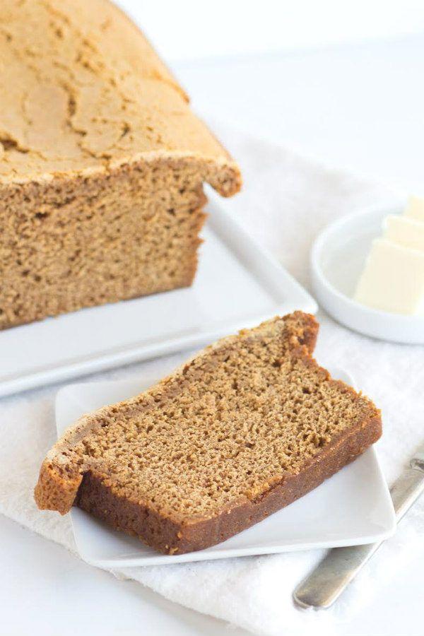 (no yeast) Easy Honey Bread recipe - from RecipeGirl.com