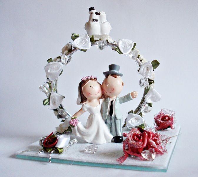 3D Hochzeitsgutschein, Flitterwochen super Süss von A -Z Bastelshop auf DaWanda.com