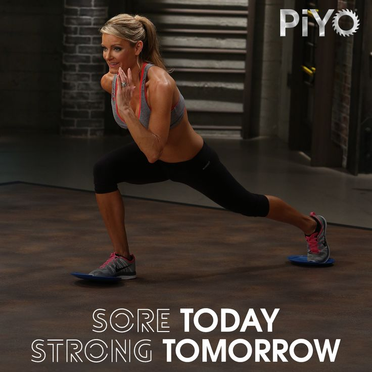 Better sore than sorry! P.S. grab the deluxe kit here that includes these awesome sliders. #exercise