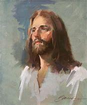 Bildresultat für Malerei Johns Howard Sanden Jesus   – Jesus
