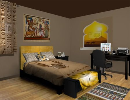 37 best Egyptian themed rooms images on Pinterest