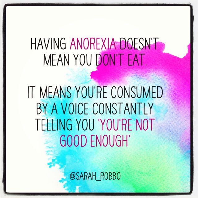 Anorexia Quotes 49 Best Anorexia Recovery Images On Pinterest  Thoughts Ed