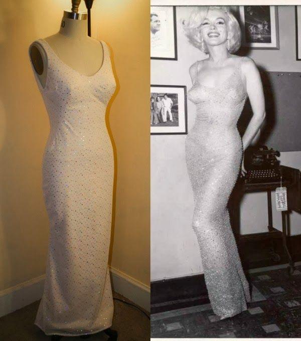 Vista-se como uma pin-up - Estilo Marilyn Monroe