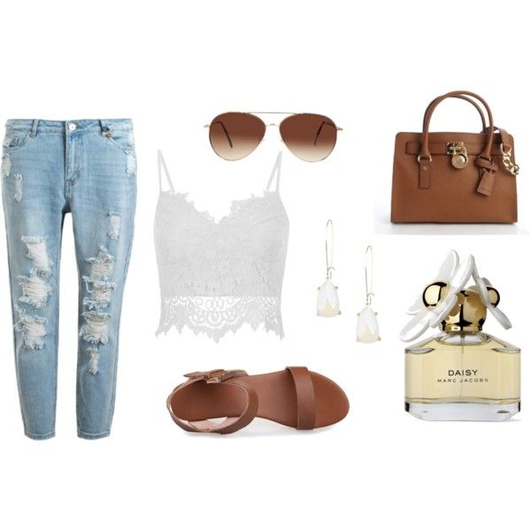 Untitled #5 by brooke-stewart98 on Polyvore featuring MICHAEL Michael Kors, Kendra Scott, Eloquii and Marc Jacobs