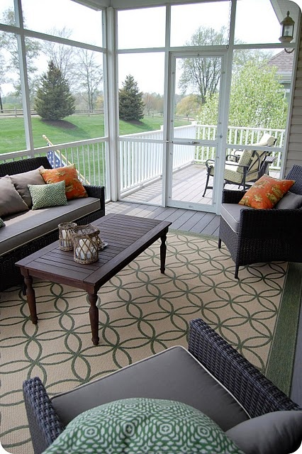 17 Best Images About Screen Porch Furniture On Pinterest