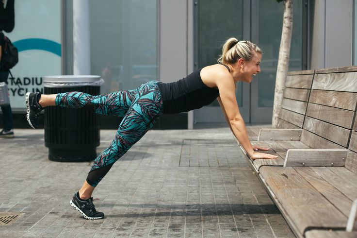 Here Are Four On-The-Go Workouts You Have to Try!