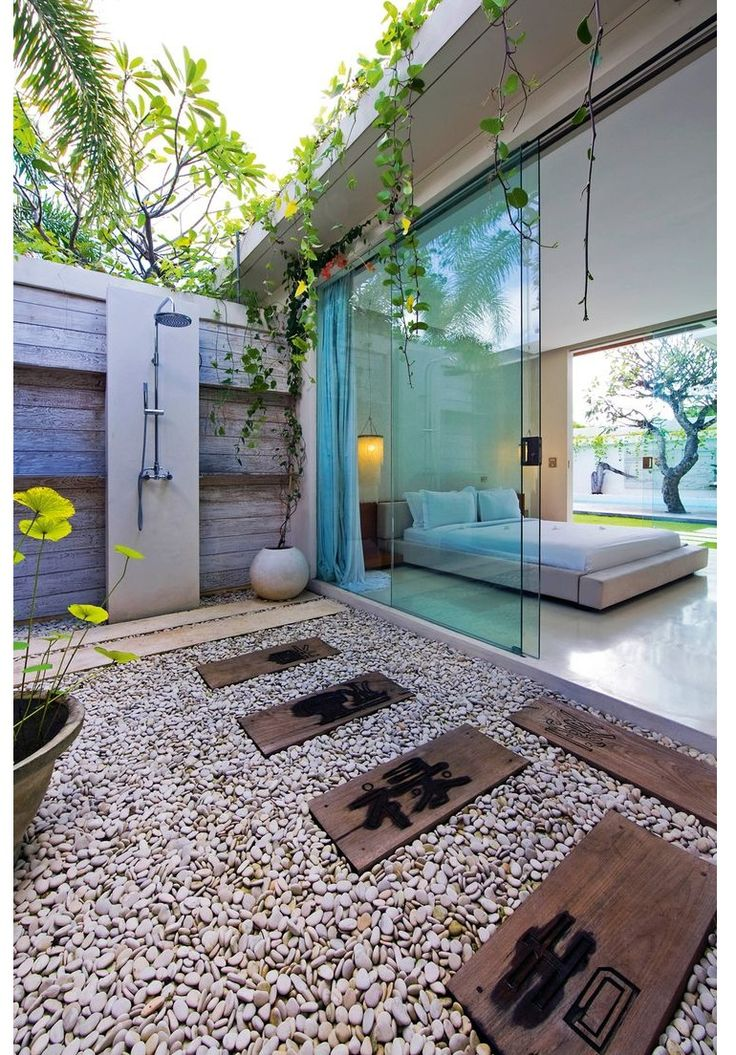 23 best Beautiful outdoor bathrooms images on Pinterest ...