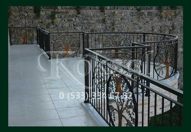 Balkon Demir Motifleri