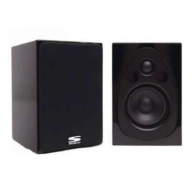 Want all the sound with minimal space? These conveniently sized and versatile speakers are just what you need!