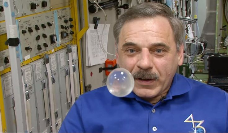 Год на орбите. Космическая еда / A Year in Space. Space Food