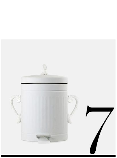 White Bathroom Garbage Cans top 25+ best bathroom trash cans ideas on pinterest | trash can