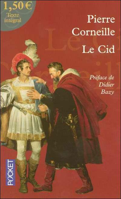 """""""Le Cid"""" de Pierre CORNEILLE <3<3<3<3"""