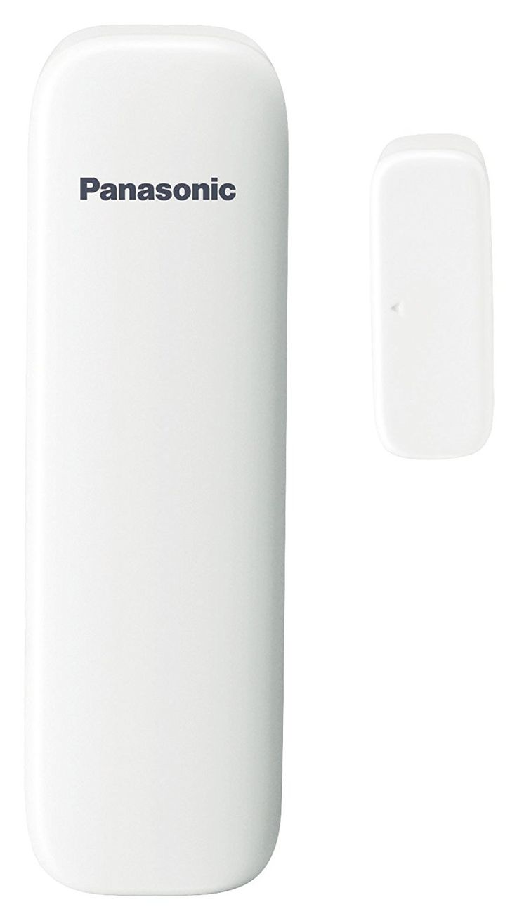 Panasonic KX-HNS101W Wireless Window/Door Sensor for Smart Home Monitoring System (White) >>> Trust me, this is great! Click the image. : DIY : Do It Yourself Today
