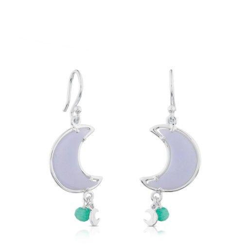 Pendientes Lune Chérie de Plata Ref. 614953550 - 85€