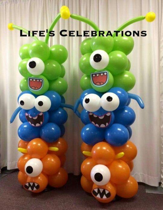 Globos Celebramos las mejores #fiestasinfantilesbogota chía, la calera y Villavicencio con #decoracionenglobos  con títeres, #muñecos, #saltarines y mucho más solicita tu cotización aquí y reserva aquí 3114898040-4117663