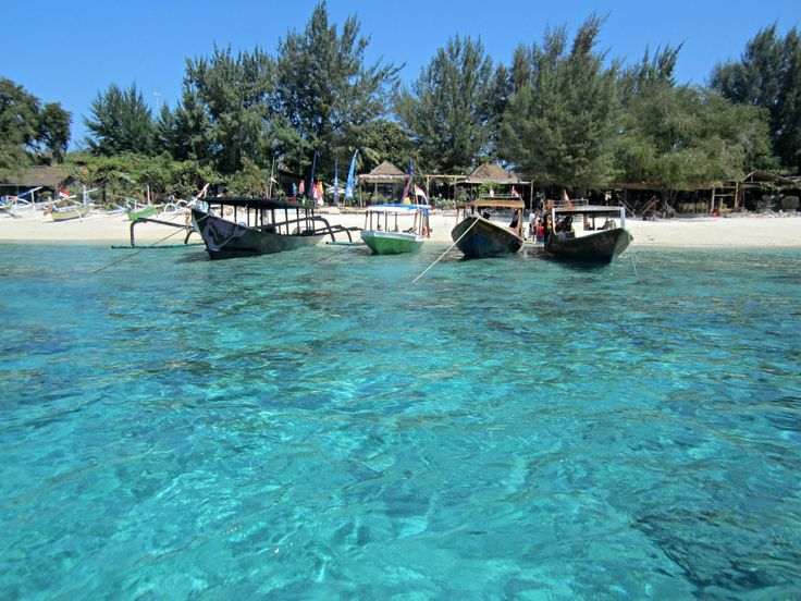 Bateaux à Gili Air Blog Voyage Trace ta Route www.trace-ta-route.com http://www.trace-ta-route.com/escapade-bali/ #tracetaroute #gili #bali #indonesie #indonesia #sea #mer #bateaux #boats