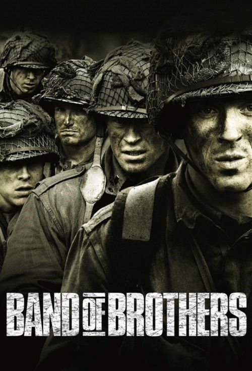 Band of Brothers (2001) Cast: Scott Grimes, Damian Lewis, Ron Livingston, etc  -- to watch free Movie to to -- http://putlockertv.is/watch-band-of-brothers-tvshow-online-free-putlocker.html