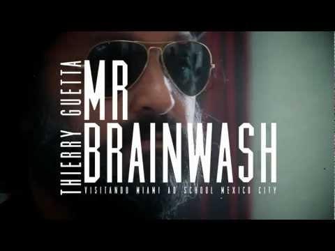 Mr. Brainwash en Miami Ad School Mexico City.