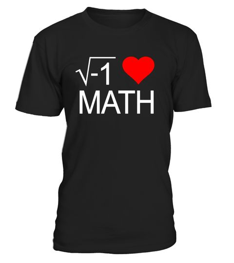 """# I Root of Negative 1 Heart Love Math Funny Joke Pun T-Shirt .  Special Offer, not available in shops      Comes in a variety of styles and colours      Buy yours now before it is too late!      Secured payment via Visa / Mastercard / Amex / PayPal      How to place an order            Choose the model from the drop-down menu      Click on """"Buy it now""""      Choose the size and the quantity      Add your delivery address and bank details      And that's it!      Tags: This awesome…"""