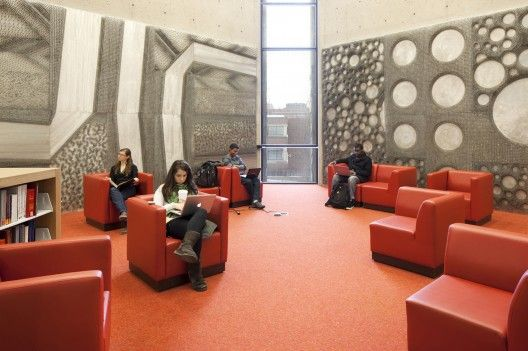 York University Learning Commons - giving a new meaning to 'nail art'!