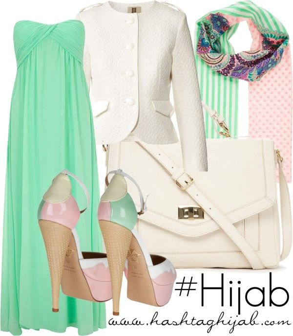 Hashtag Hijab Outfit #348