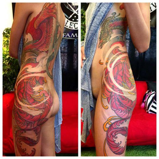 58 best images about phoenix on pinterest phoenix bird for Huma bird tattoo