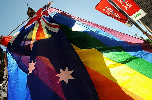 A UN Committee Has Found Australia's Ban On Same-Sex Divorce Violates Human Rights